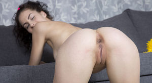 Shaved Butt