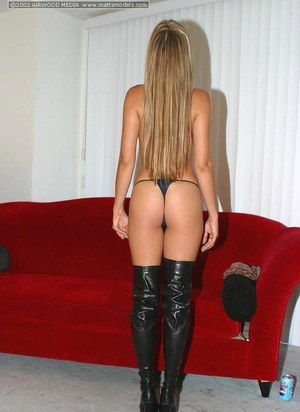 Butt And Boots